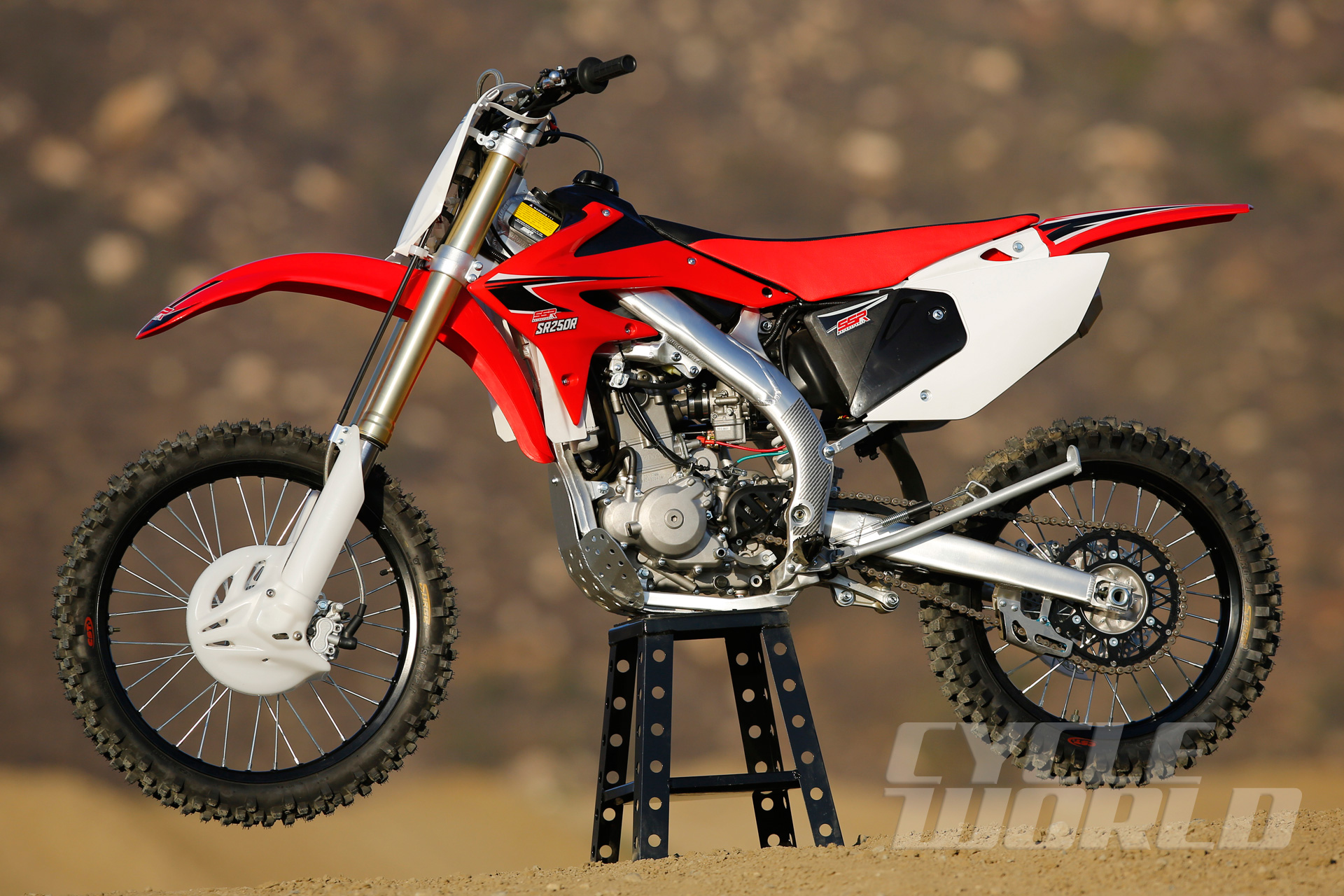 Ssr Sr250s Affordable 250cc 4 Stroke Motocross Bike